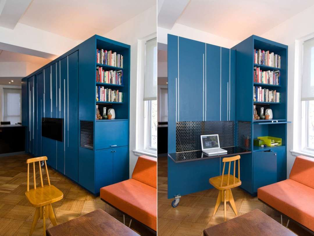 Great Walls of Storage: 11 Clever Architectural Organization ...