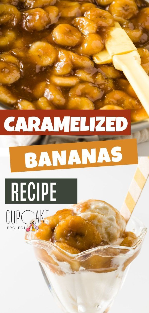 Photo of Caramelized Bananas Prepared 3 Ways – Range, Oven, and Microwave