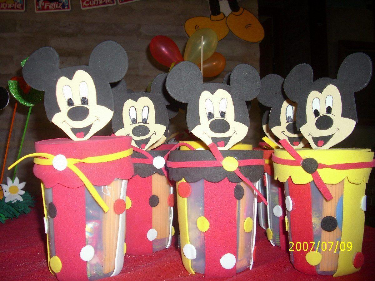 Ideas de decoraci n para una fiesta infantil de mickey - Decoracion fiesta infantil ...