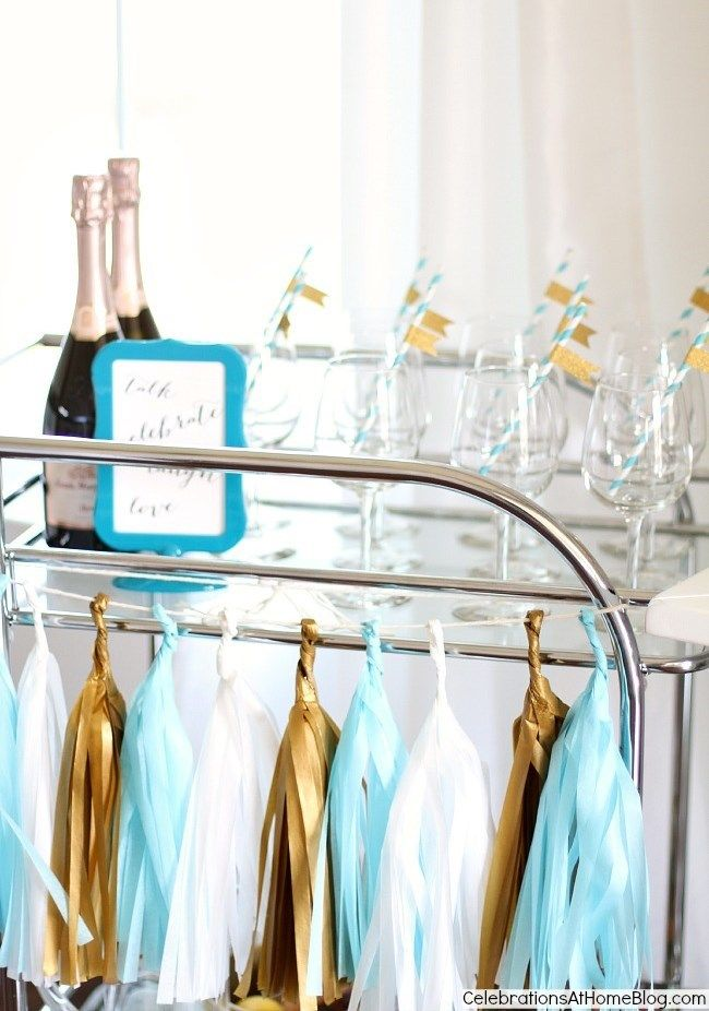 Enjoyable A Sip And See Baby Shower Tassels Sip And See And Home Short Hairstyles Gunalazisus