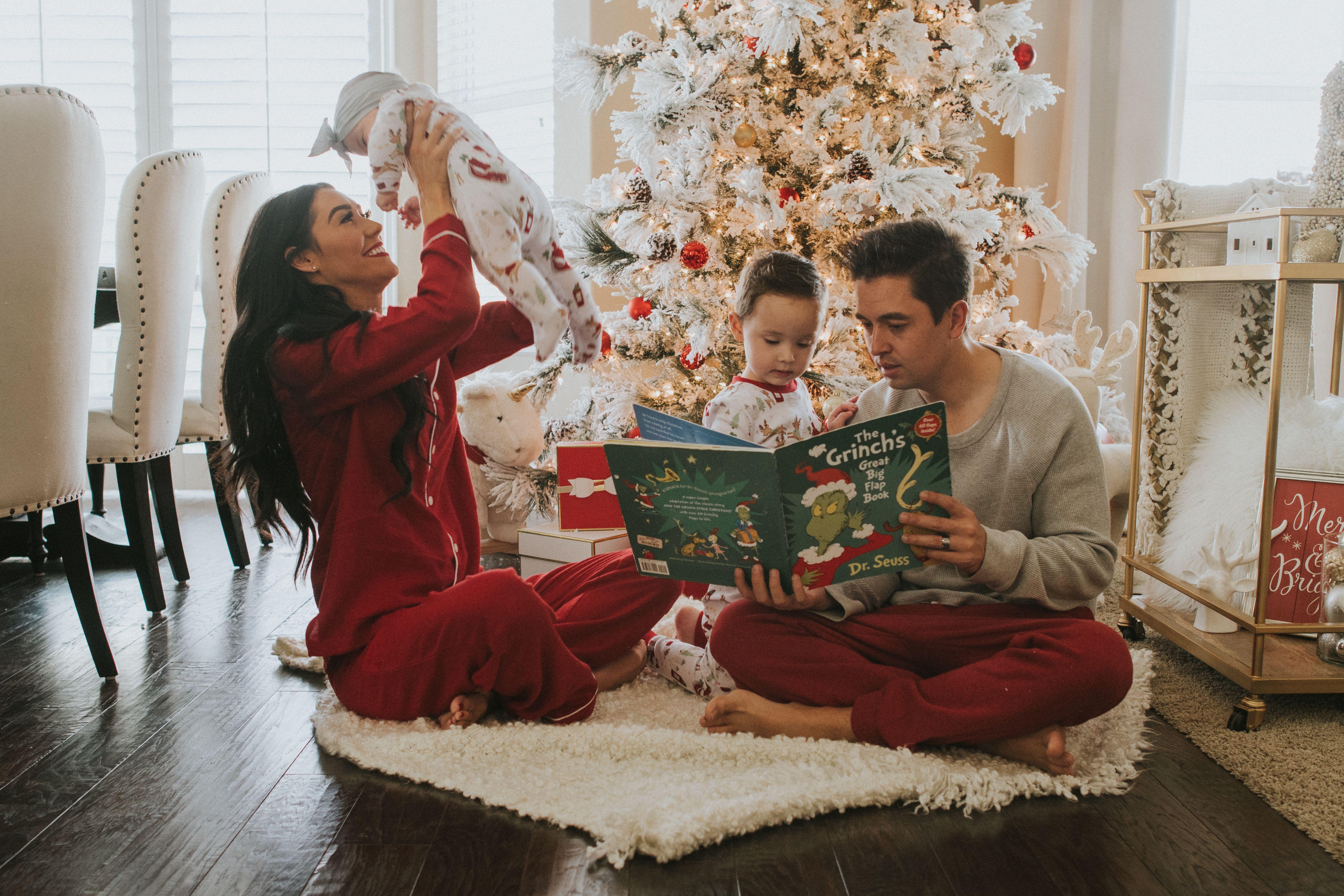 означало, рождественские картинки семьи лучше всего
