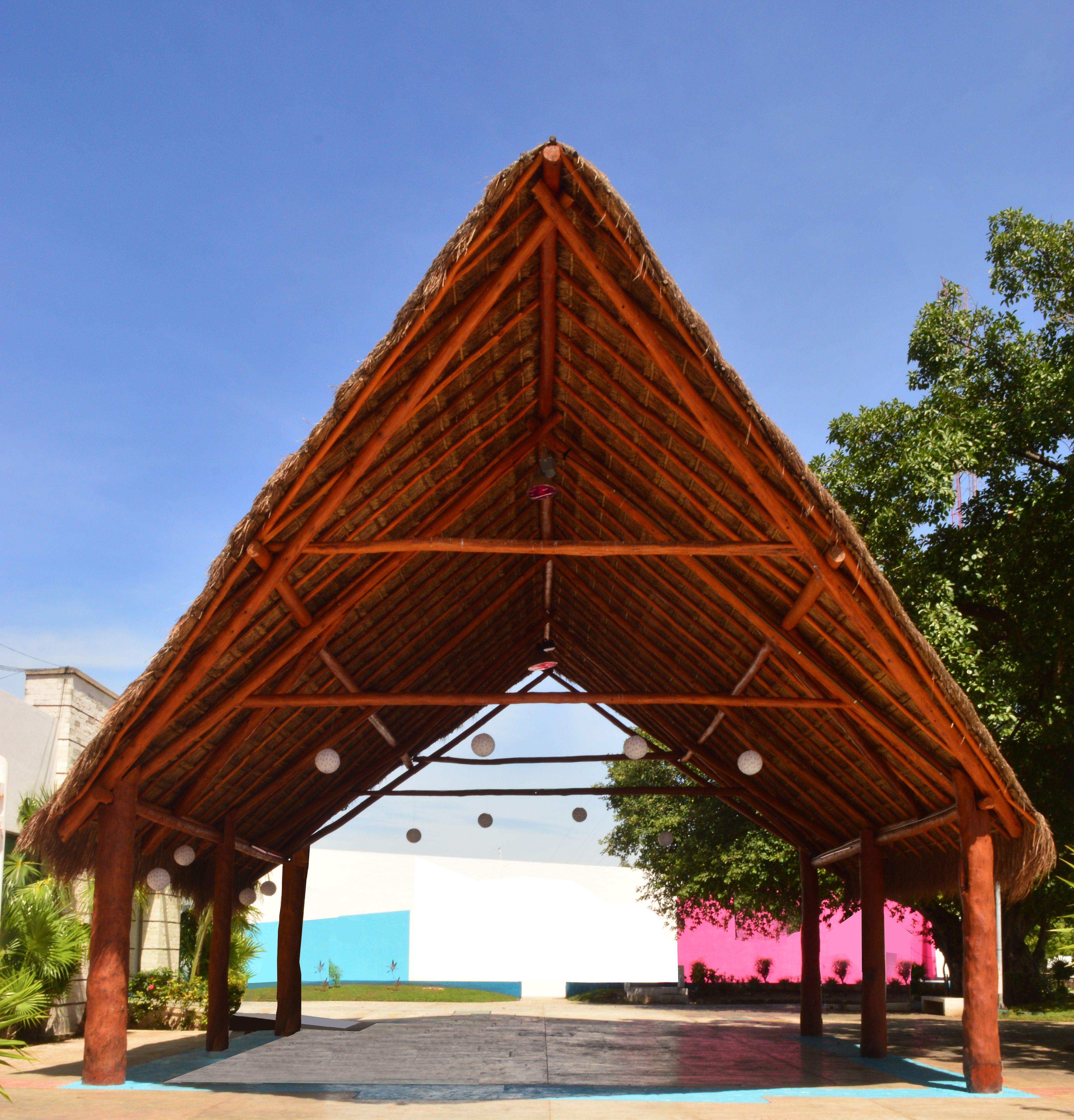 Arqymad empresa dedicada al dise o y construcci n de - Construccion de pergolas de madera ...
