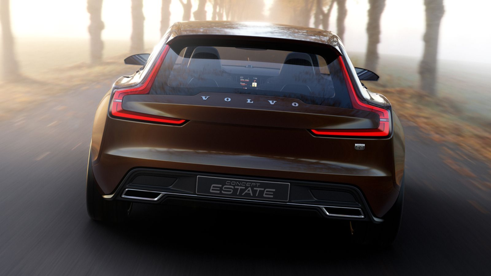 The Volvo Concept Estate Is An Unfathomably Gorgeous Shooting Brake Volvo Estate Volvo Volvo Cars