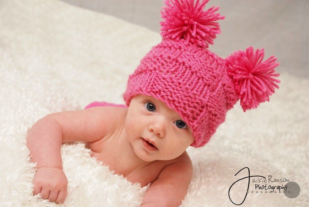 Crochet hats for babies image of newborn baby hat little miss checker head