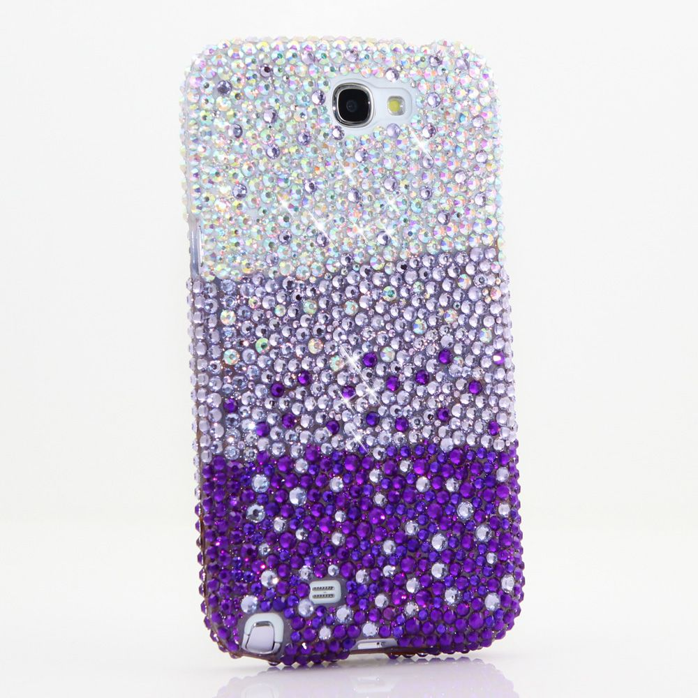 """Style # 914 This Bling case can be handcrafted for Samsung Galaxy S3, S4, Note 2. The current price is $79.95 (Enter discount code: """"facebook102"""" for an additional 10% off during checkout)"""