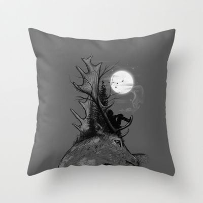 #pillow #nicebleed #threadless #art #design #print #cool #gift #indie #Illustration #fashion #style #drawing  #beautiful