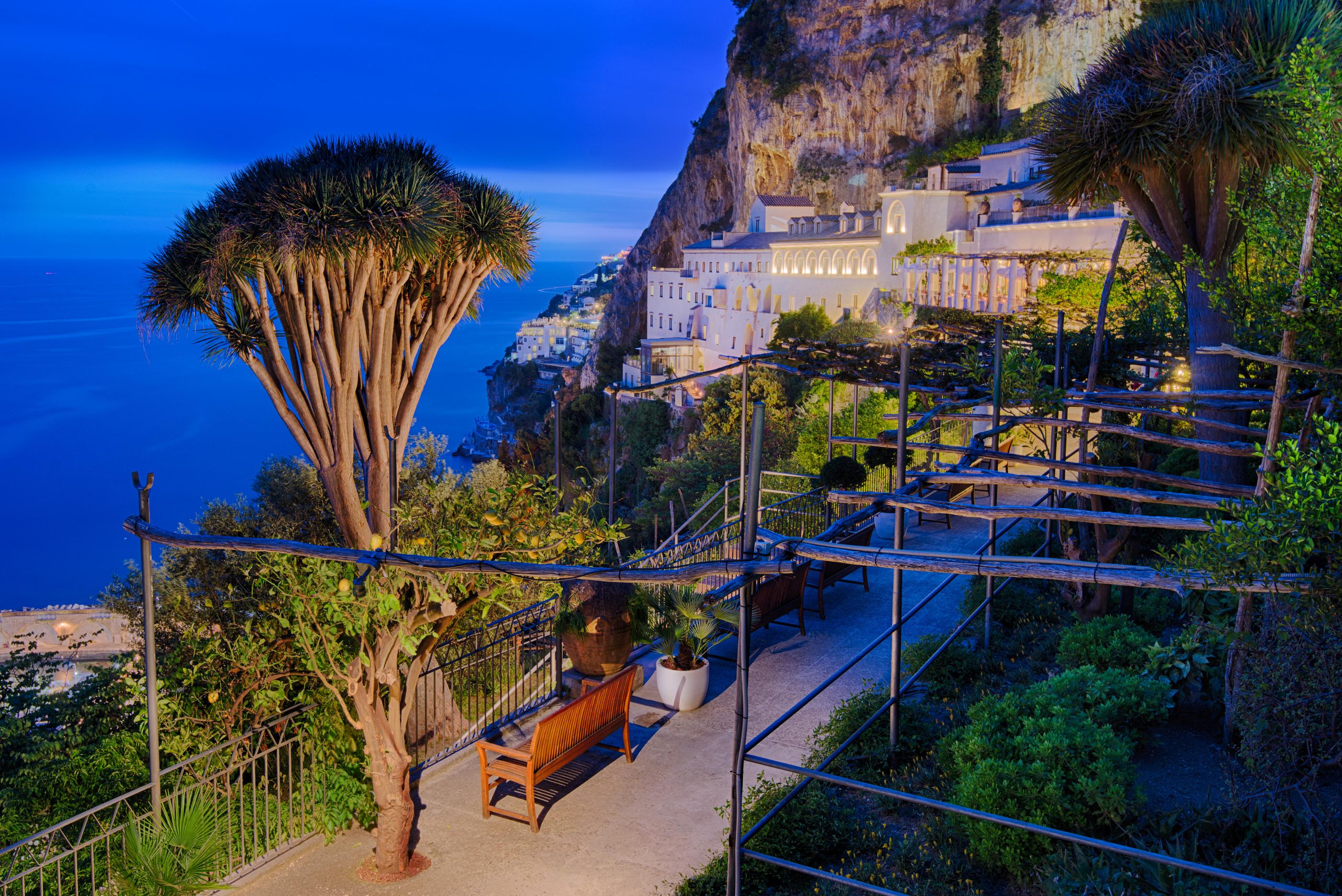 Discover The Grand Hotel Convento Di Amalfi A 5 Star Luxury