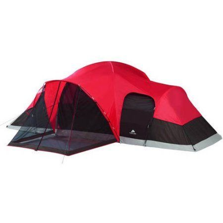 Dimensions Of 10 Person Family Tent 21 X 15 X 78 Click Image To Review More Details This Is An Affiliate Link In 2020 Family Tent Family Tent Camping Tent