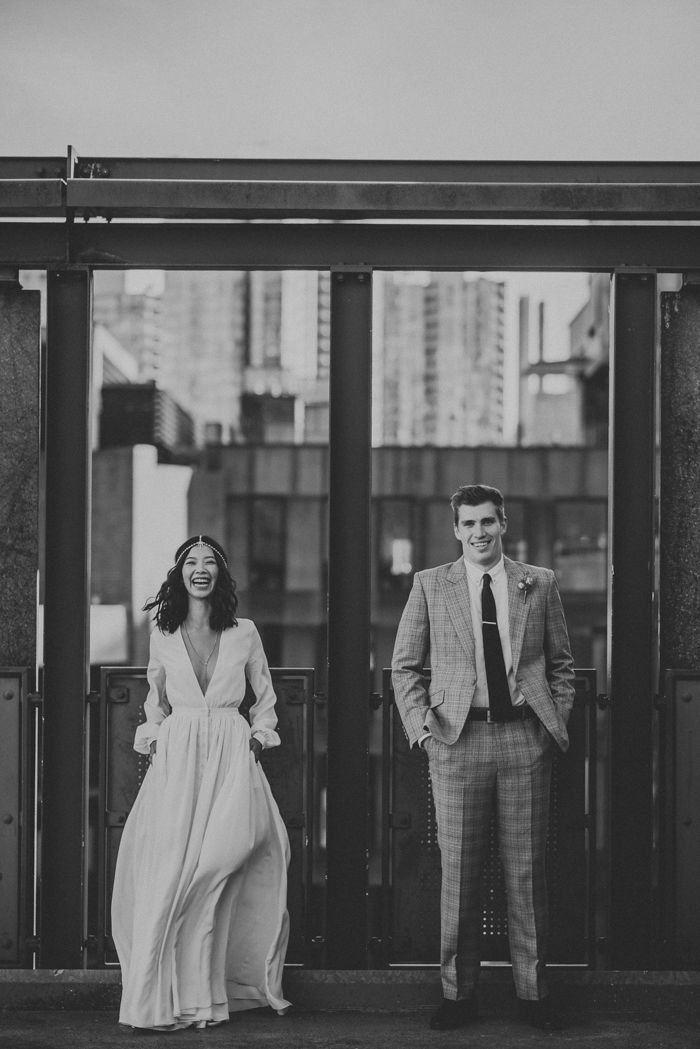 This Retro Inspired Wedding At The Permanent Will Have Your Turning On Some 70s Mus Wedding Photography Inspiration Wedding Photography Poses Vancouver Wedding
