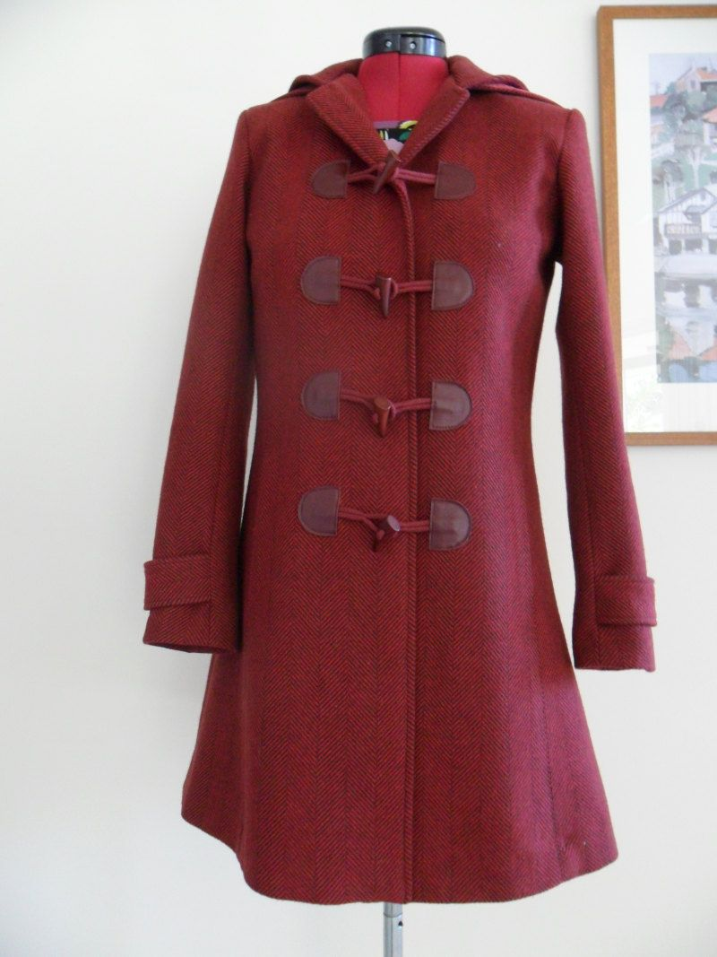 Dufflecoat sewing patterns & how to make | Sewing | Pinterest ...