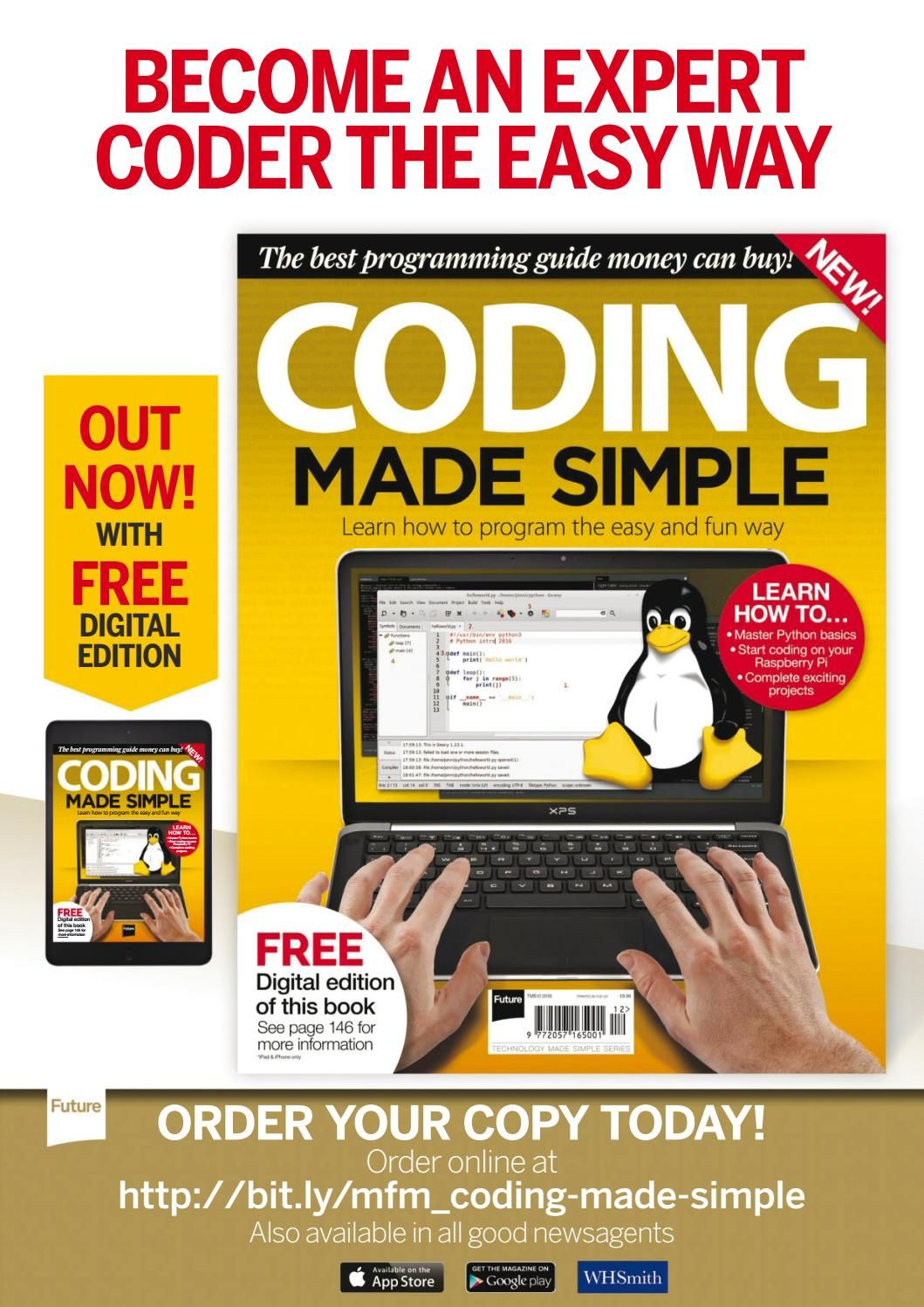 Linux format uk march 2016 Free learning, Linux, Learning