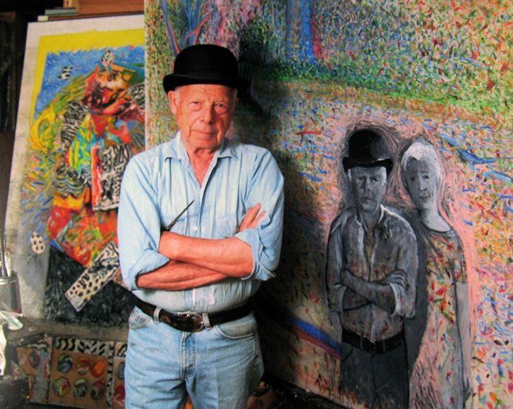 Edward Giobbi | Artist, Great artists, Exhibition