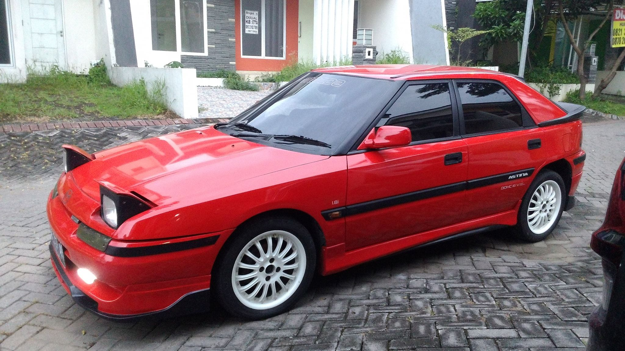 Kelebihan Mazda Astina Review