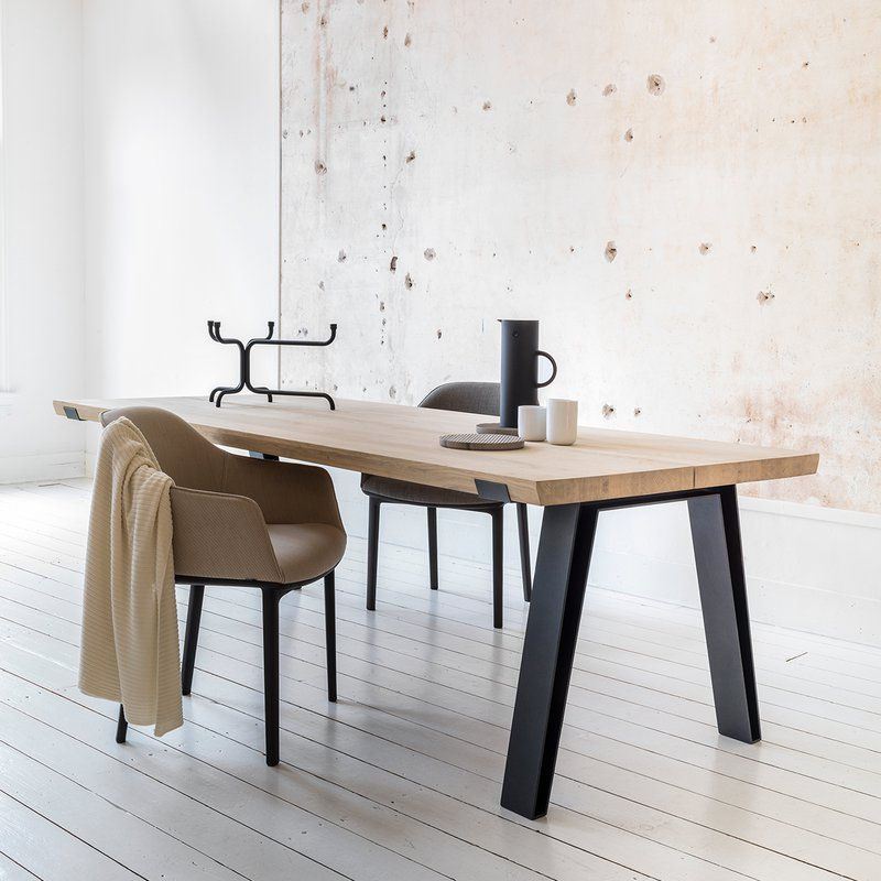 Side To Side Table Rectangular By Qliv Ecc Dinner Tables