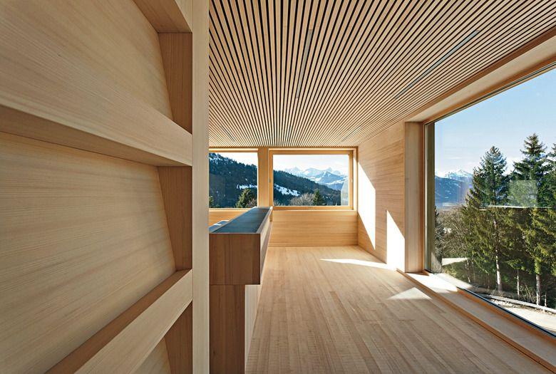 architekten gemeindezentrum st gerold architektur vorarlberg pinterest. Black Bedroom Furniture Sets. Home Design Ideas