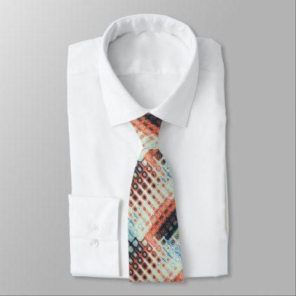 65facf73f0bd Pastel Colors Pattern Neck Tie - pattern sample design template diy cyo  customize #tiespattern