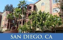 Naval Complex San Diego Park Summit Neighborhood 2 Bedroom