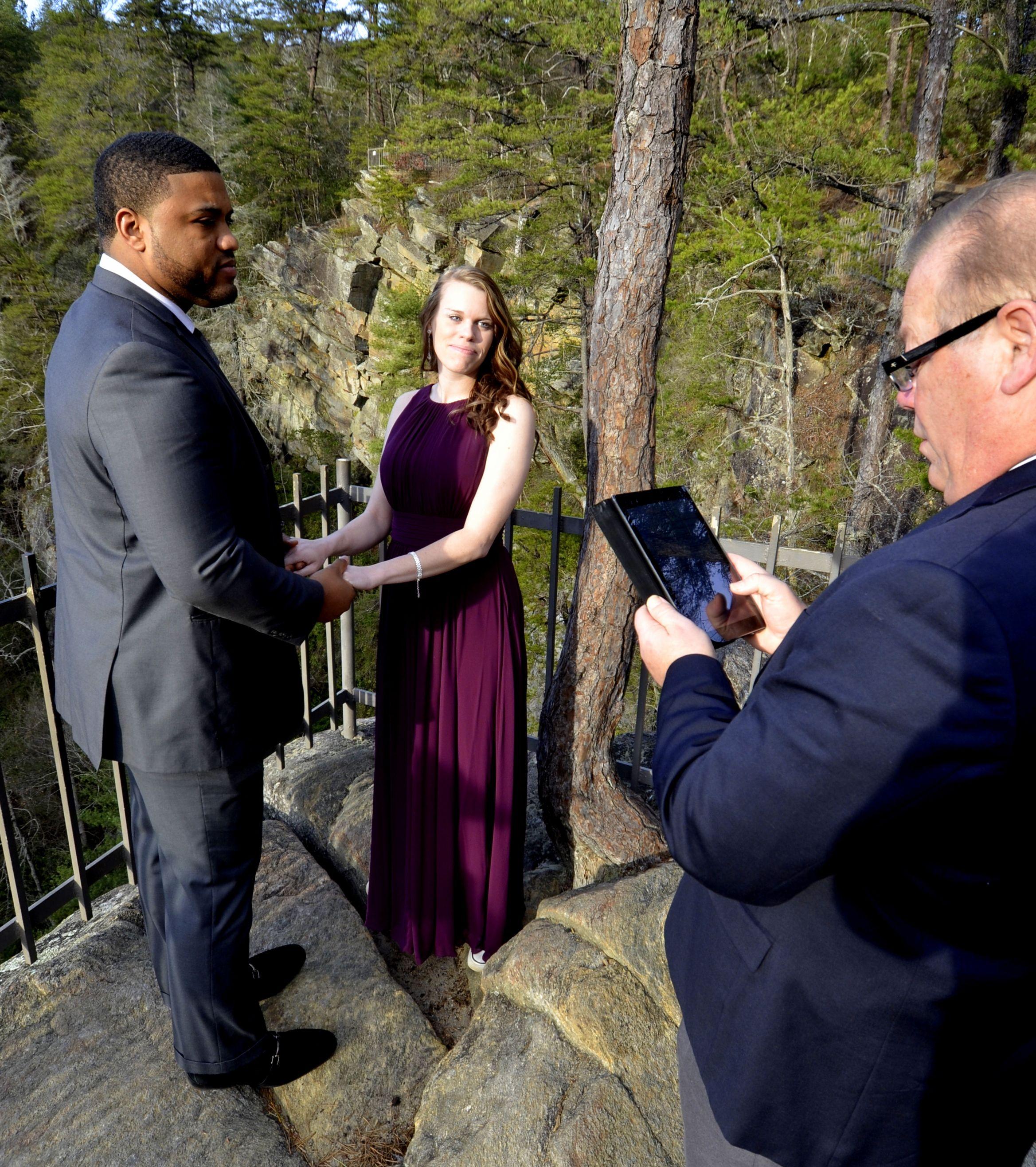 Nigel and Kelley Get Married at Tallulah Tallulah