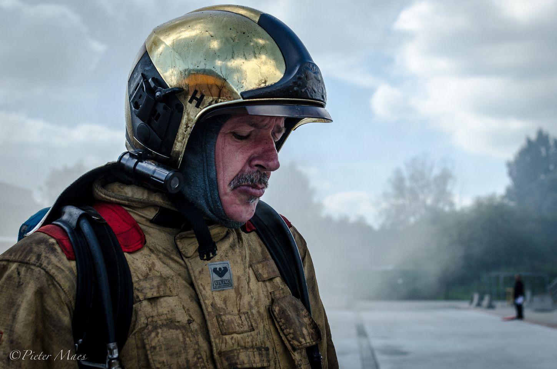 Int 3dfirefighting course 2014 belgium hans nieling