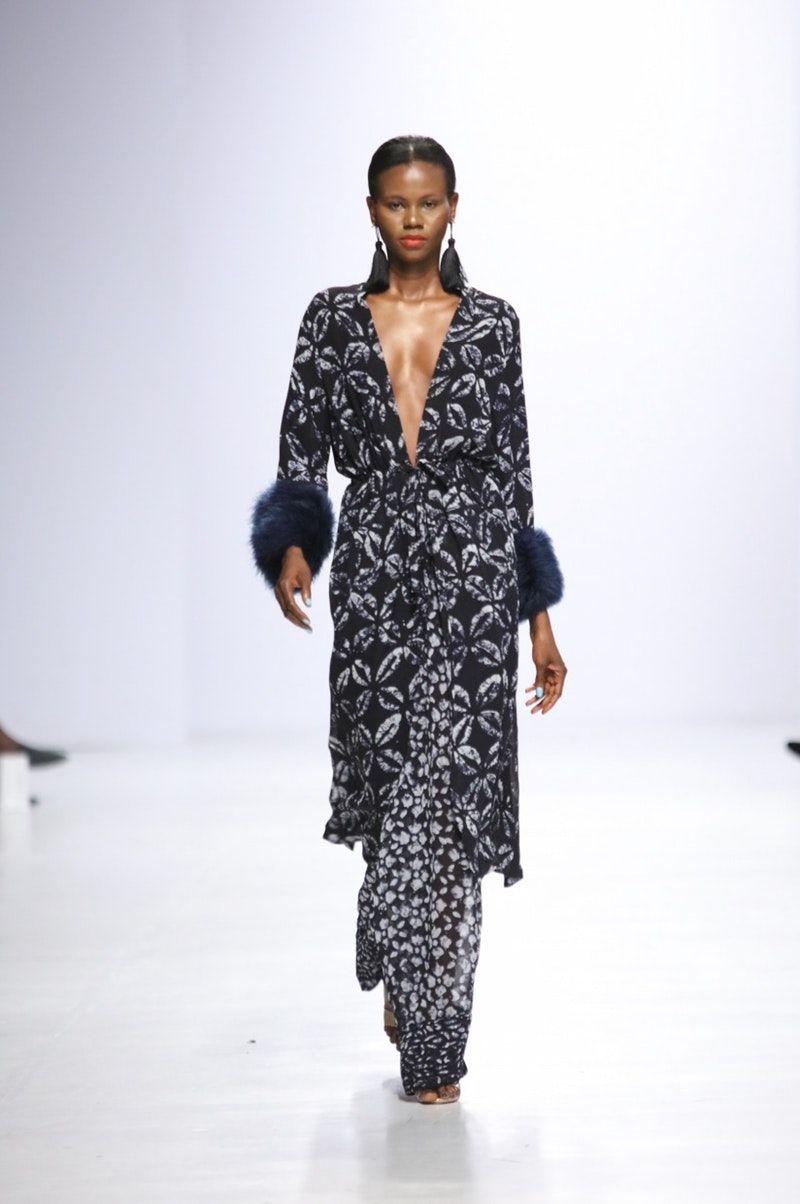 Tiffany Amber Nigerian Fashion Designers Fashion Fashion Week