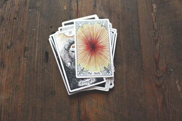 learning to read the tarot http://blog.freepeople.com/2013/10/learning-read-tarot-cards/