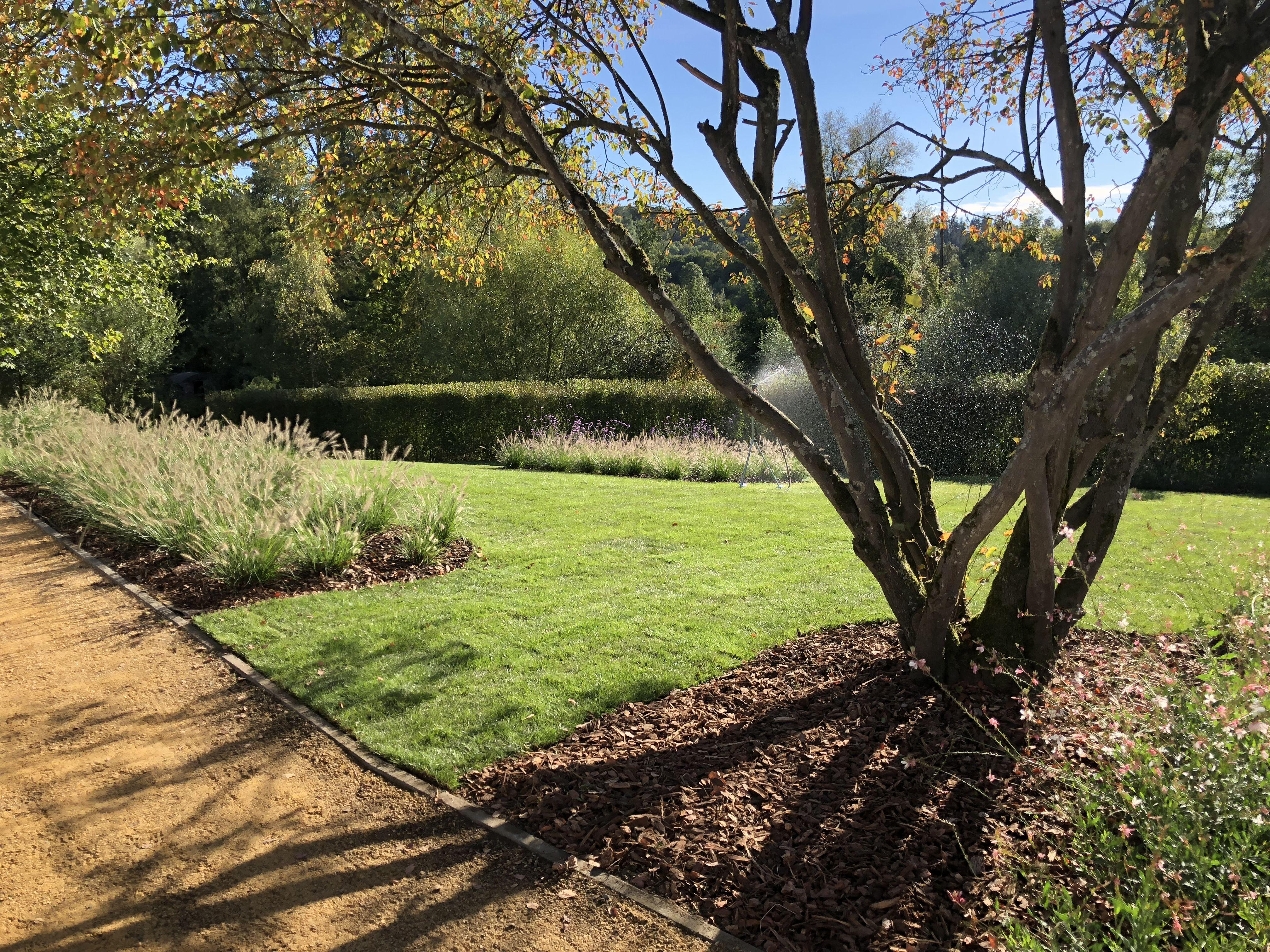 Amenagement Exterieur Jardin Prive Dp Landscape Studio Architecte