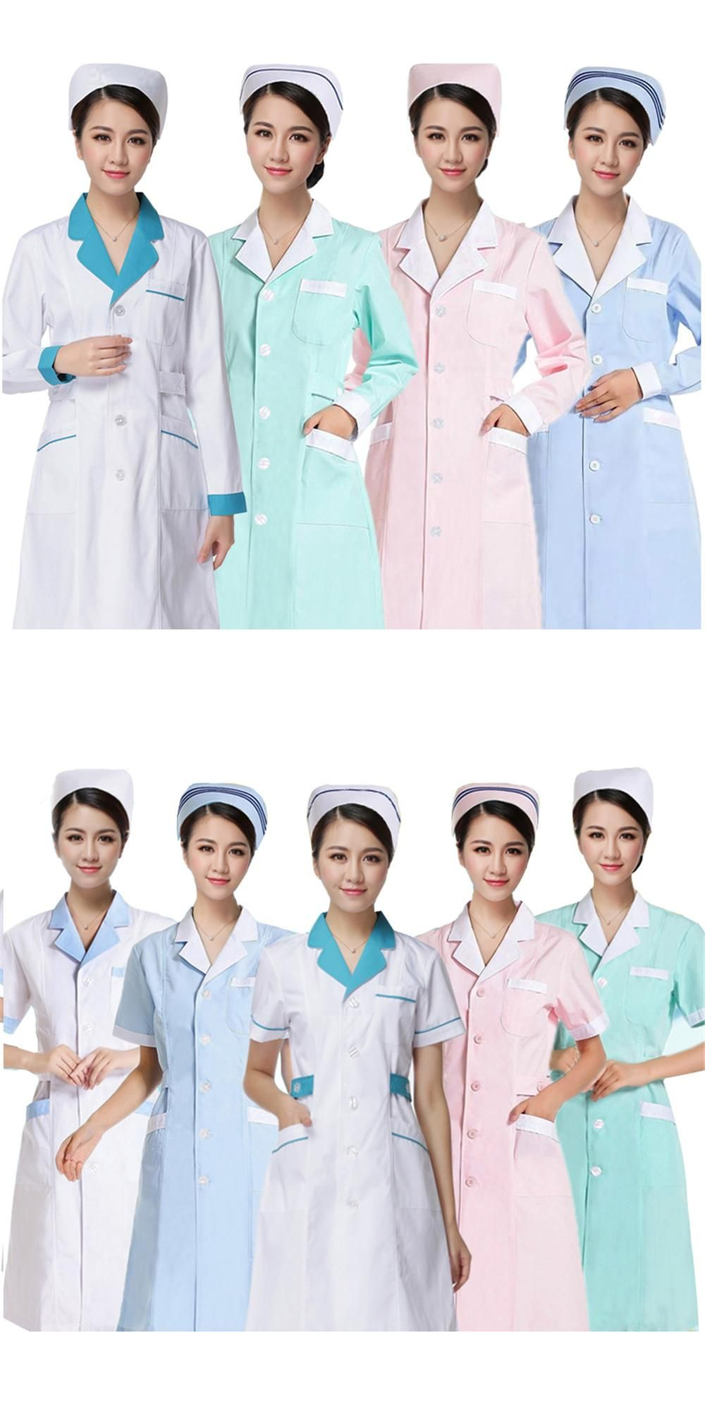 Fashion style Doctors do what wear in hospital for lady