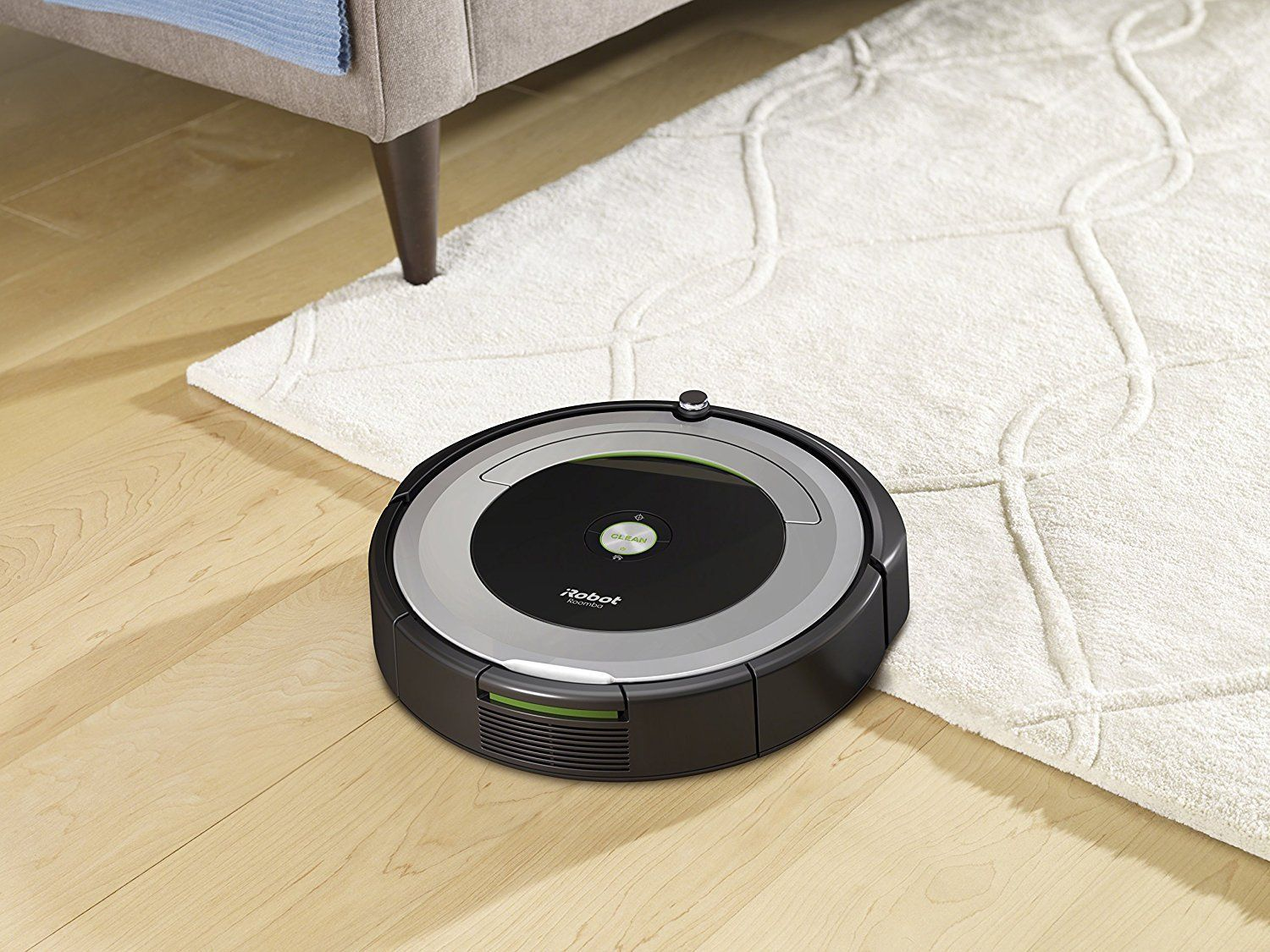 Irobot Roomba 690 Wi Fi Connected Robotic Vacuum Cleaner 4892613 Irobot Roomba Roomba Irobot