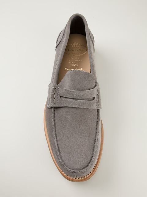 f0354c482e8 Shop Church s classic penny loafers in Dell oglio from the world s best  independent boutiques at farfetch.com. Over 1000 designers from 300  boutiques in one ...