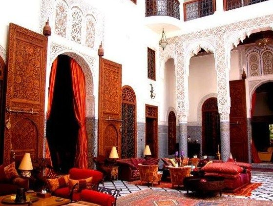 Moroccan Home Style Sub At the Castle Gates Pinterest