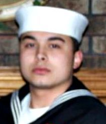Navy Hospitalman Eric D. Warren, 23, of Shawnee, Oklahoma. Died May 26, 2012, serving during Operation Enduring Freedom. Assigned to 1st Battalion, 8th Marine Regiment, Regimental Combat Team 6, 1st Marine Division (Forward), I Marine Expeditionary Force (Forward), Camp Lejeune, North Carolina. Died in Sangin District, Helmand Province, Afghanistan, of wounds received in action due to an improvised explosive device blast.