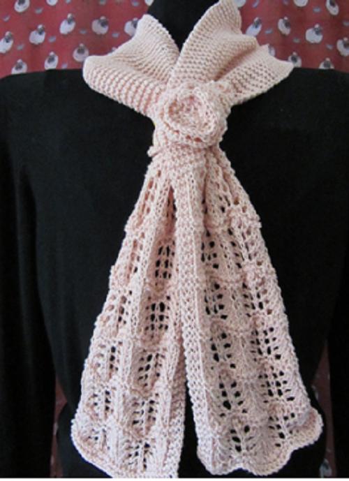 Megan Summer Scarf Summer Scarves Scarves And Knit Crochet