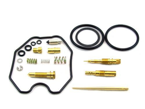 TRX250 Recon Freedom County ATV FC03042 Carburetor Rebuild Kit for Honda TRX250EX Sportrax
