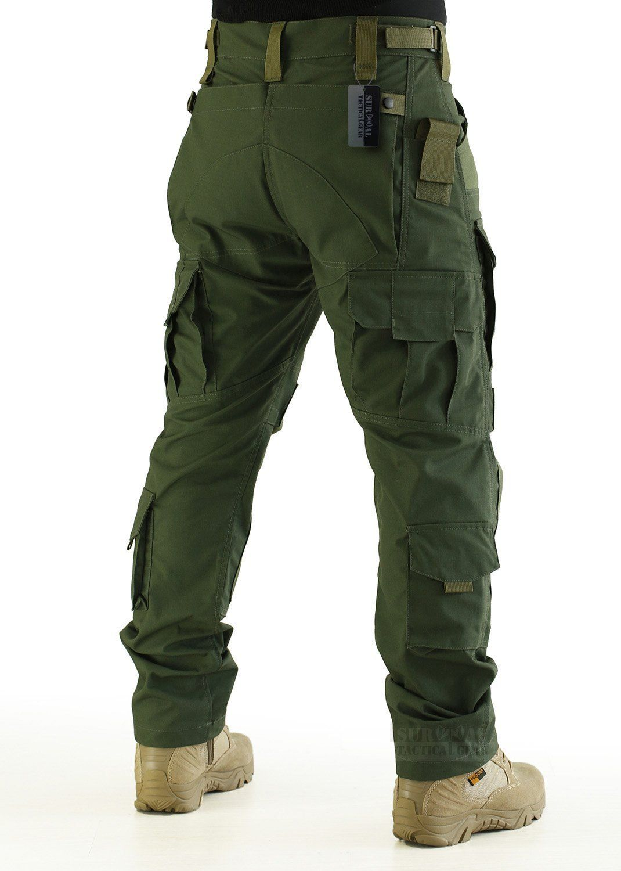 e3a0f44e Amazon.com : ZAPT Tactical Molle Ripstop Combat Trousers Army ...