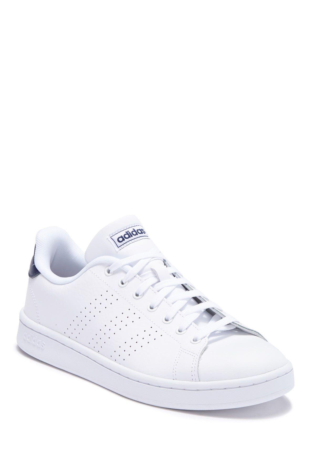 adidas advantage leather sneaker