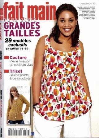 patron couture femme grande taille gratuit