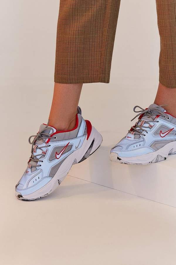 Nike M2K Tekno Metallic Sneaker in 2019 | Shoes | Metallic