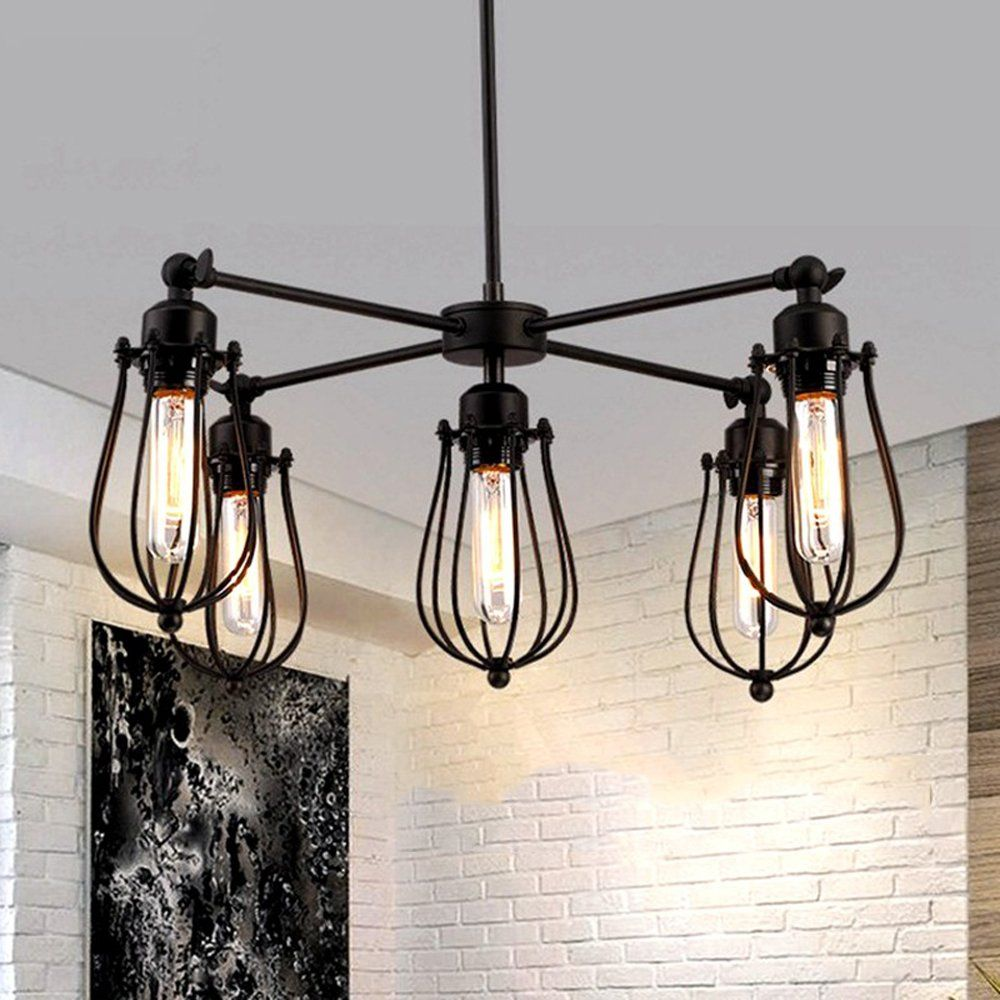 Jinguo lighting industrial chandelier lights pendant lights