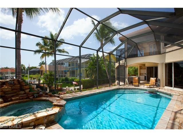 Extraordinary pool and spa.