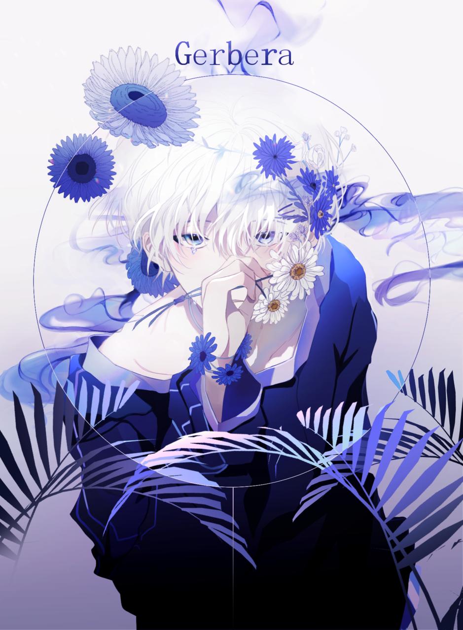 거베라/그렌티 trong 2020 Anime, Nghệ thuật, Nghệ thuật anime