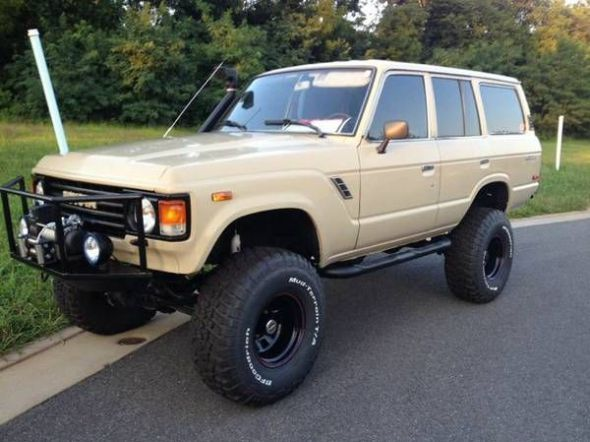 Jeeps For Sale In Va >> 86 Toyota land cruiser FJ60 | Jeeps, SUVs, & 4x4s | Land ...