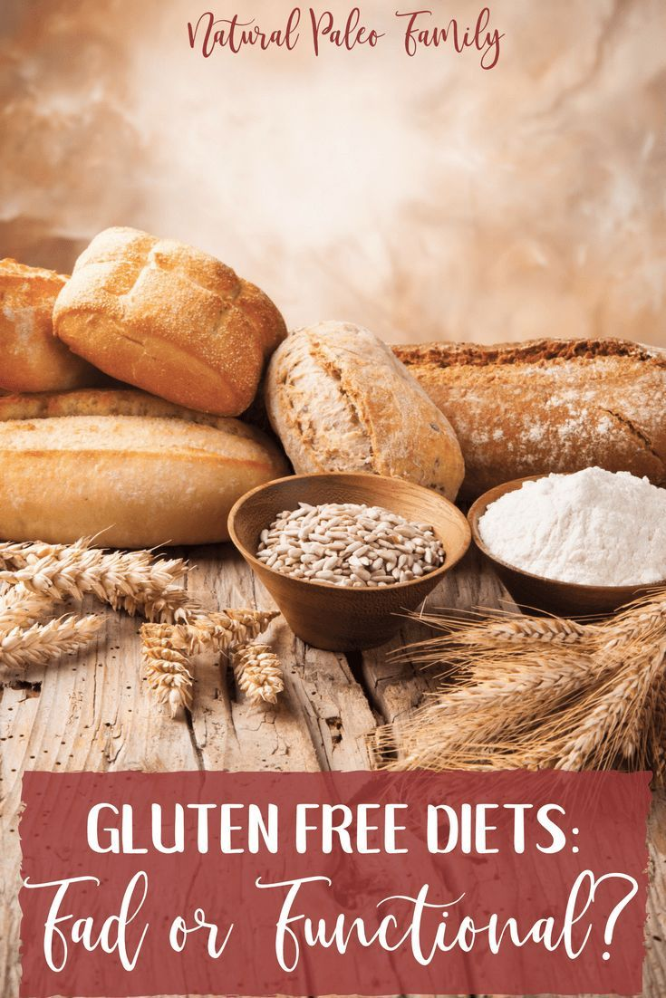 What's the deal with gluten free diets? Some people say ...