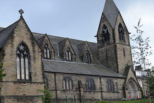 St Stephen's Church, West Bowling, Bradford, BD5