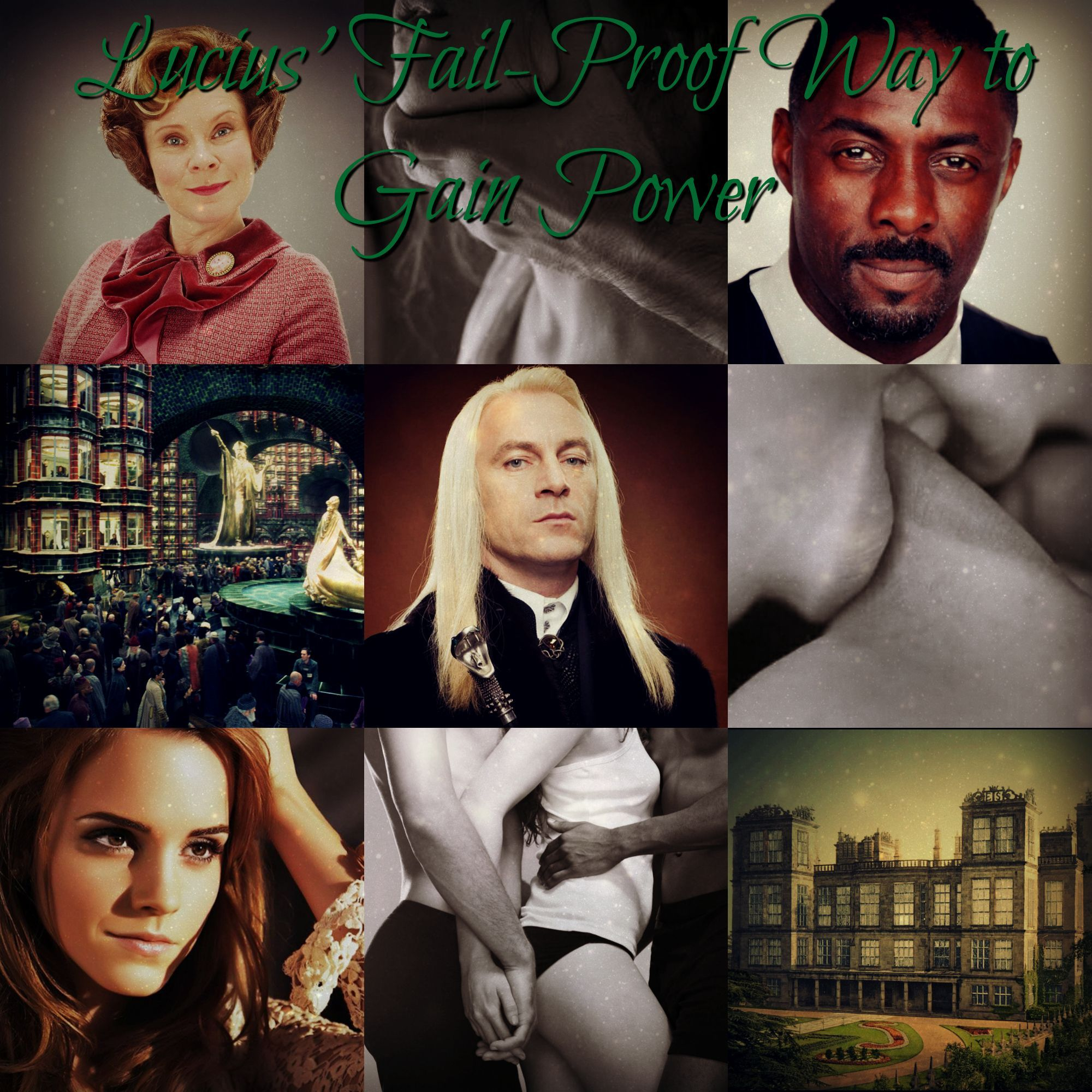 Lucius Fail Proof Way To Gain Power Chapter 1 Crochetaway Harry Potter J K Rowling Archive Of Our Own Harry Potter Chapter Harry