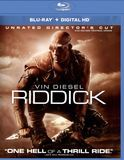 Riddick [Includes Digital Copy] [UltraViolet] [Blu-ray] [Eng/Spa] [2013]