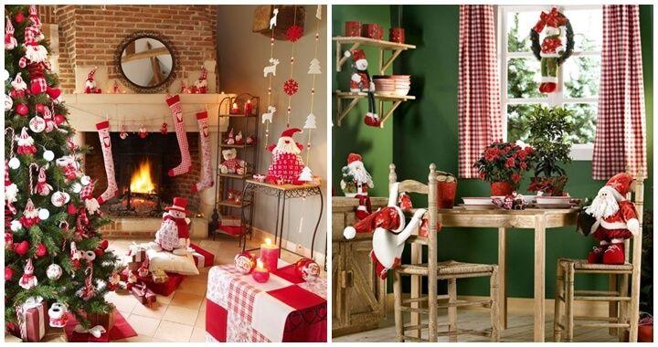 Ya se acerca la navidad y debemos pensar que materiales est n de moda para decorar en este - Decorar la casa para navidad ...