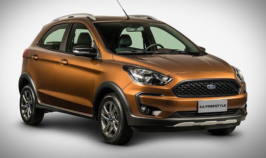 El Nuevo Ford Ka Freestyle 2029 En Argentina Con Imagenes