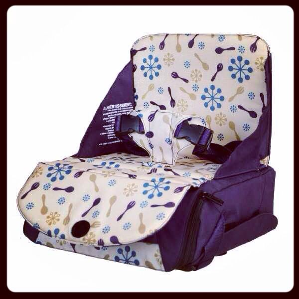 Hereu0027s A Great Portable High Chair That Will Come In Handy On Your Travels! Booster  SeatsBaby ProductsBaby IdeasDiaper ...