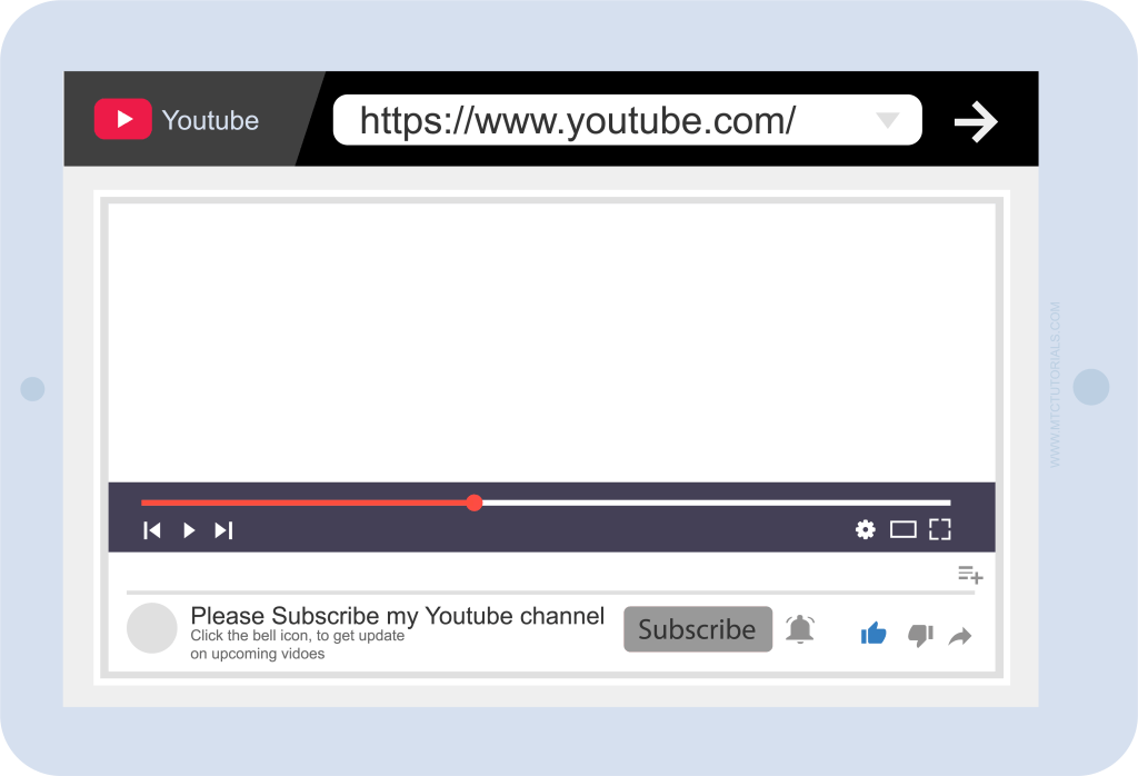 Free Subscribe Button Png, Tablet Png, Bell Icon Png