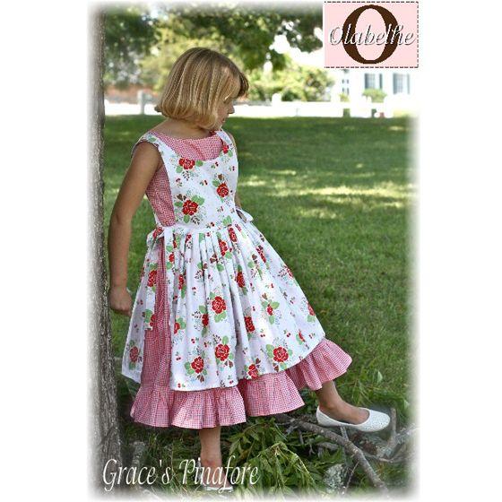 Выкройки платьев для девочек с оборками фото 787
